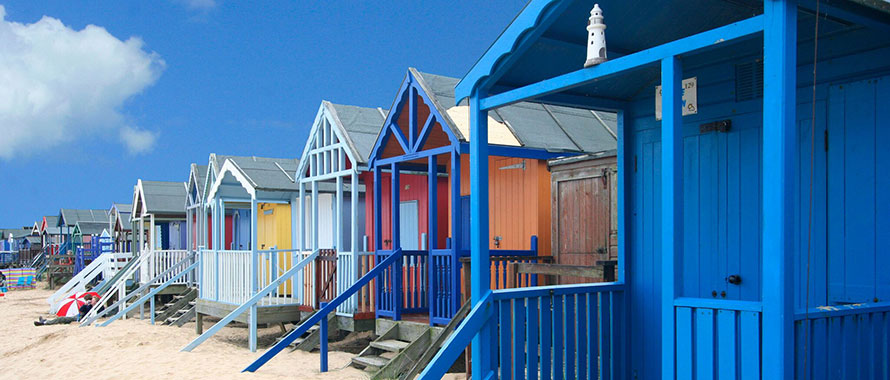 Beach huts- decluttering services in South East London and beyond